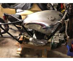 Norton Dominator 7 1953 project for sale