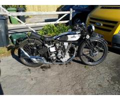 For sale 1938 Norton International 350