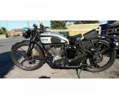 For sale 1938 Norton International 350