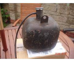 Dominator De-luxe Oil Tank