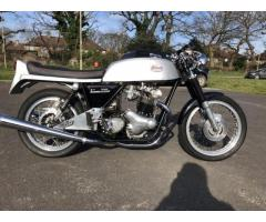 Norton 750 Dunstall Commando 1974