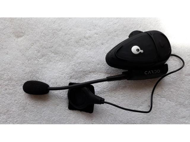 Free helmet mic