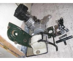 norton parts and ducati -special