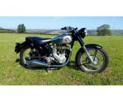 1954 Norton ES2