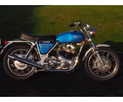 Norton Commando 850 Roadster MK1A 1973 Immaculate Condition