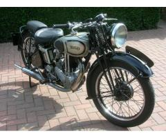 1936 Norton 50, good running order