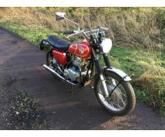1965 NORTON N15CS