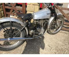 Norton 500T 1951 Genuine