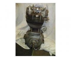 Norton Model 50 engine