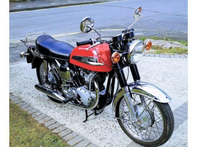 1968 650ss