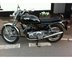 SOLD SOLD SOLD to Pete. Norton Commando 750 Interstate/Roadster 1972