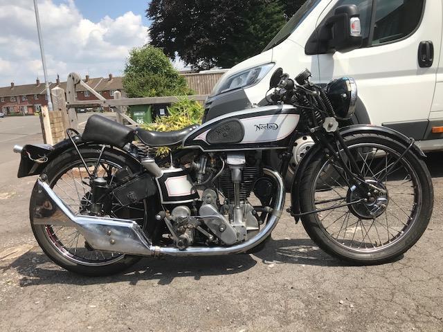 1938 International Model 40