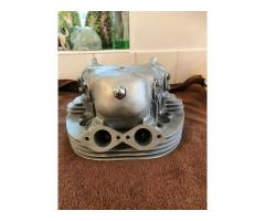 Norton 650SS cylinder head in good condition.