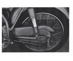 Rear Brake Torque Arm