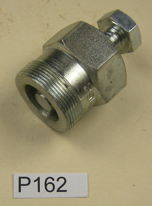 Clutch extractor : AMC clutch removal - 1.25 inch BSCY thread : Made in England
