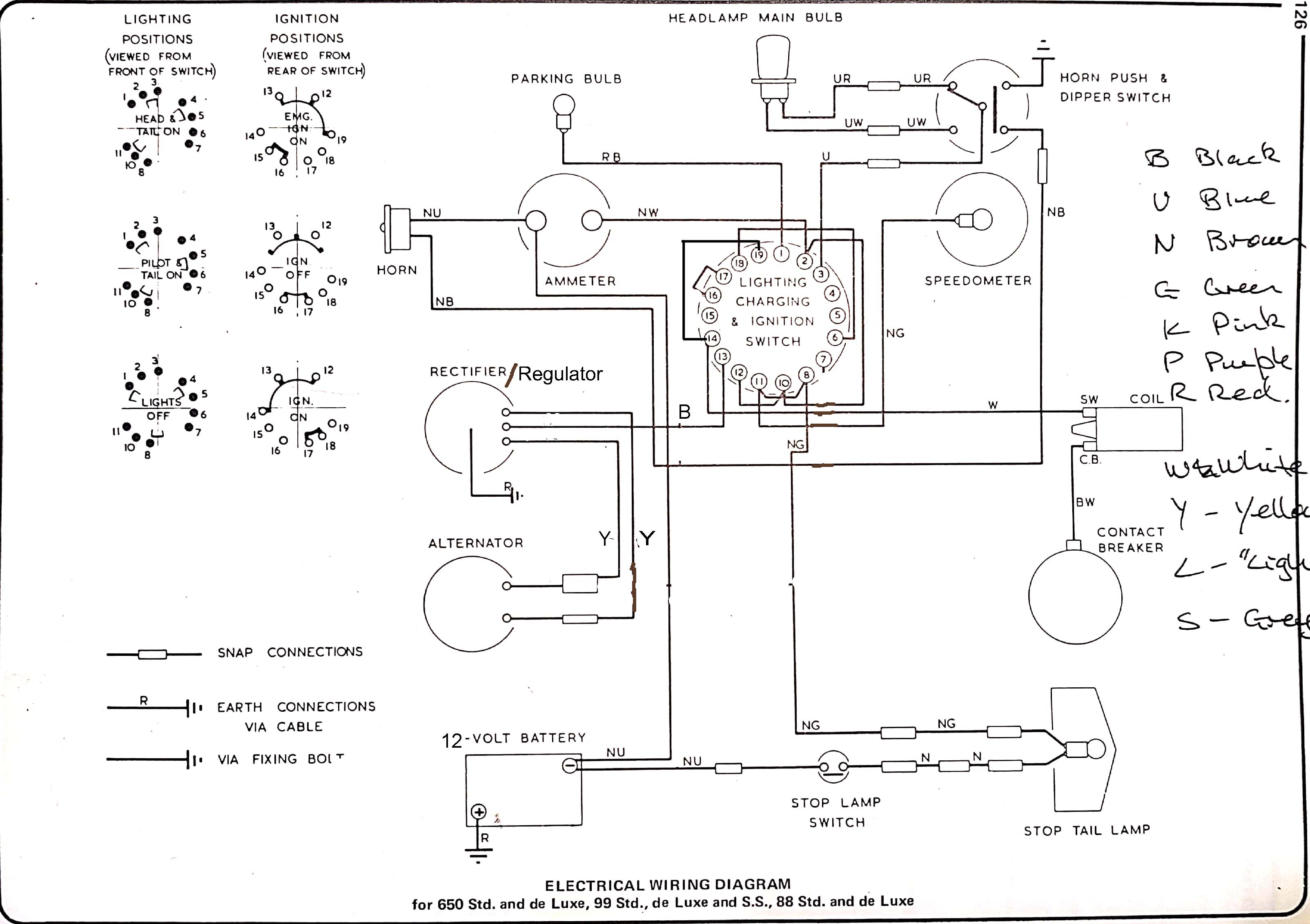 Rewiring A Dominator 1957  60 Bitsa