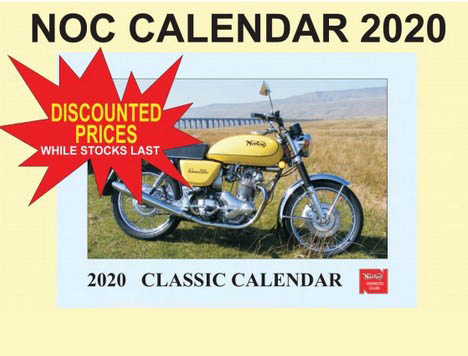 Discounted Prices on NOC Calendars